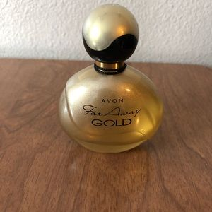 Far away gold parfumerie